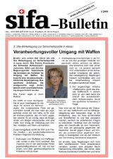 sifa-Bulletin, Ausgabe 1-2008