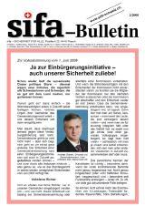 sifa-Bulletin, Ausgabe 2-2008