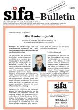 sifa-Bulletin, Ausgabe 3-2008