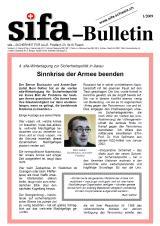 sifa-Bulletin, Ausgabe 1-2009