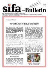 sifa-Bulletin, Ausgabe 2-2009