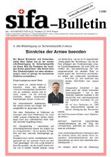 sifa-Bulletin, Ausgabe 1-2010