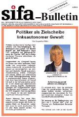 sifa-Bulletin, Ausgabe 1-2011