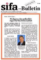 sifa-Bulletin, Ausgabe 2-2011