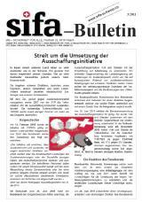 sifa-Bulletin, Ausgabe 3-2011