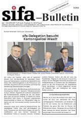 sifa-Bulletin, Ausgabe 4-2011