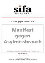 sifa-Bulletin, Ausgabe 1-2013