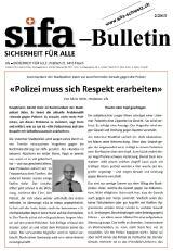 sifa-Bulletin, Ausgabe 2-2013