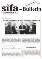 sifa-Bulletin, Ausgabe 3-2013