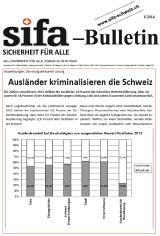 sifa-Bulletin, Ausgabe 1-2014