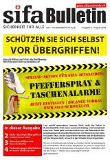sifa-Bulletin, Ausgabe 2-2016