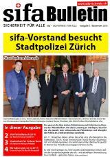 sifa-Bulletin, Ausgabe 3-2016