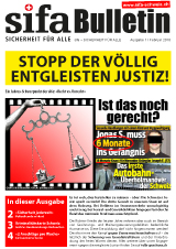 sifa-Bulletin, Ausgabe 1-2018