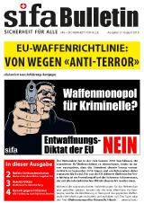 sifa-Bulletin, Ausgabe 2-2018