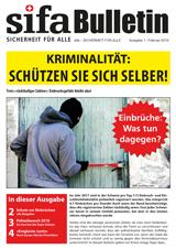 sifa-Bulletin, Ausgabe 1-2019
