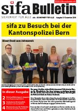 sifa-Bulletin, Ausgabe 3-2019