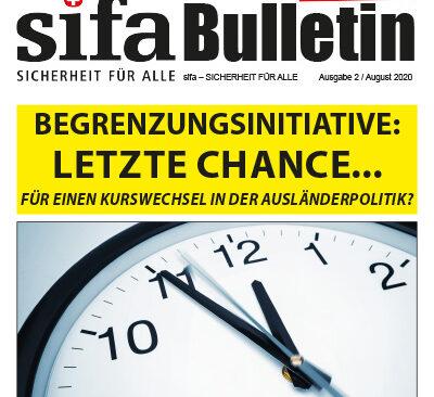 sifa-Bulletin, Ausgabe 2-2020